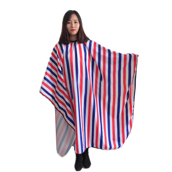 Practical Hair Cut Cutting Cape Salon Hairdressing Gown Waterproof Barber Cloth