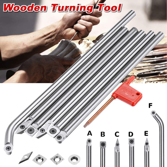 Lathe Turning Tool Tungsten Titanium Replacements High Quality Durable Useful