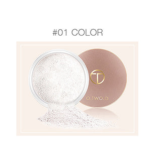 Face Loose Powder Matte Finish Transparent Setting Powder Professional Powder