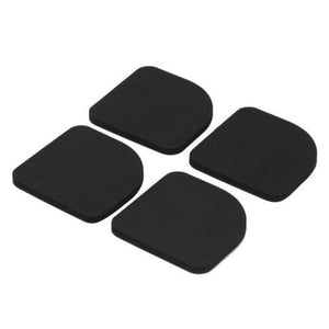 4x Washing Machine Anti Vibration Shake Noise Non-Slip Pads Mats EVA Foam 77mm