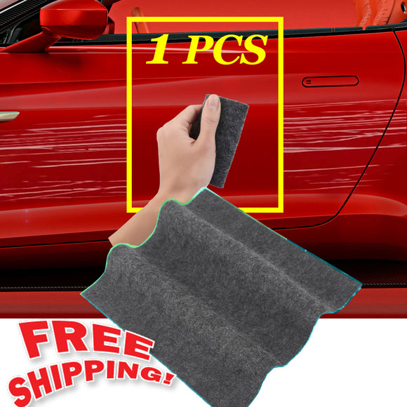 Universal Car Scratch Repair Cloth Polish Fix Clear Tools Door Scratches Remover