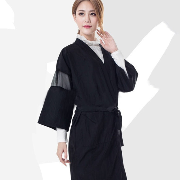 Pro Hair Cut Cutting Gown Robe Hairdressing Haircut Hair Salon Cloth Gown