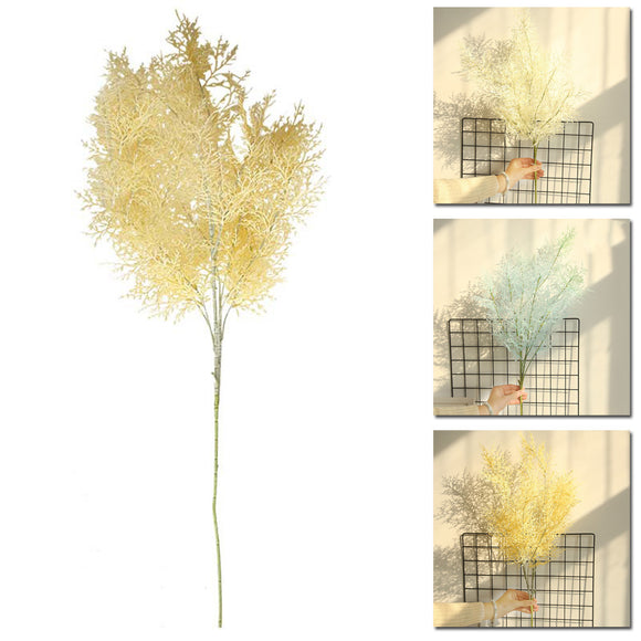 Artificial Bunch Fake Flowers Bouquet Home Table Wedding Party Decors