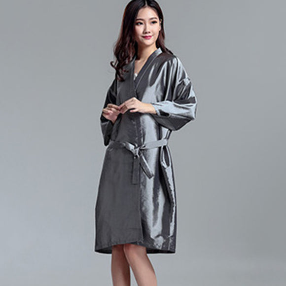 Fashion Hair Cut Cutting Gown Robe Hairdressing Haircut Hair Salon Cloth Gown