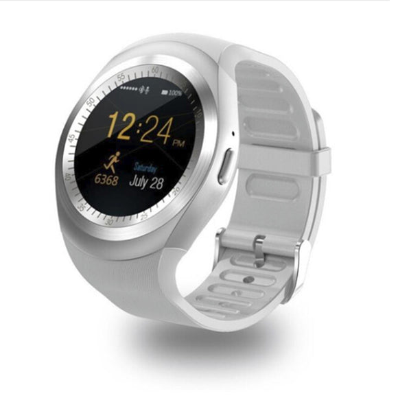 Y1 Sports Round Bluetooth Smart Watch Anti Lost Watch Support Android/ IOS