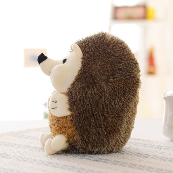 Adorable Hedgehog Doll Animal Toy Soft Toys Tabletop Home Ornaments New
