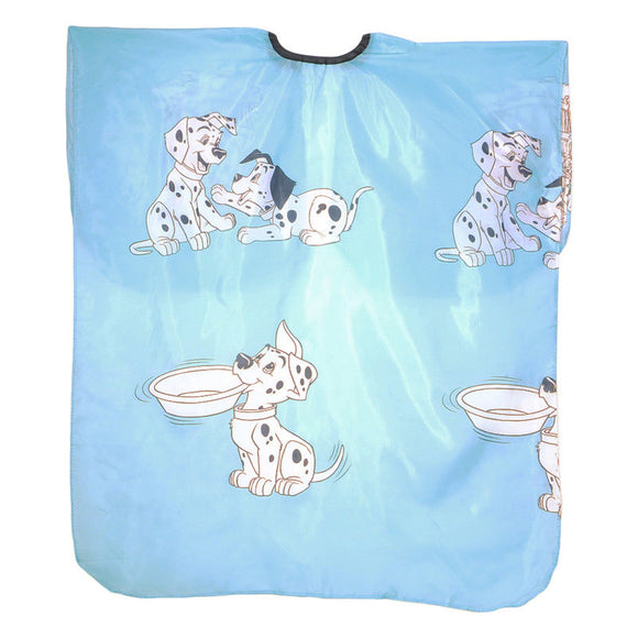 Cartoon Dressing Cape Salon Gown Cover Barber Hair Cut Cloth Hairdresser  Cute