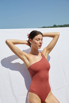 Silvia TerraCotta Swimsuit