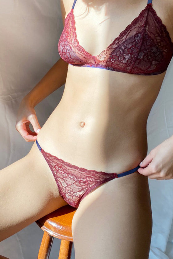 Sunset Ruby Brief