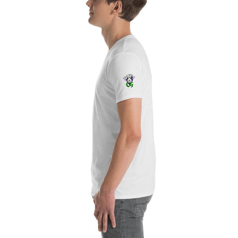 Dizzy OG Classic Logo Unisex Softstyle T-Shirt with Tear Away Label