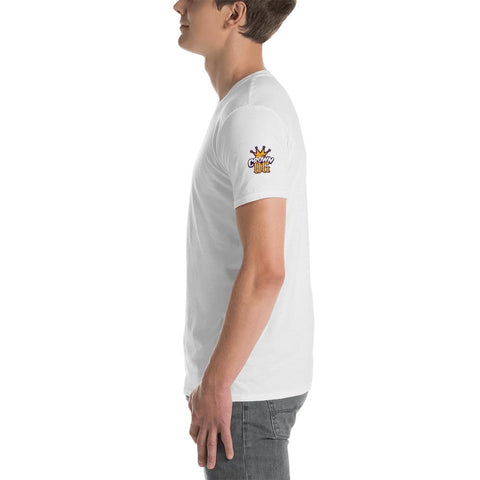 Crown OG Classic Logo Unisex Softstyle T-Shirt with Tear Away Label