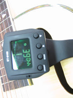 GUITAR TUNER - Electronic Chromatic LIT digital Bass Electric