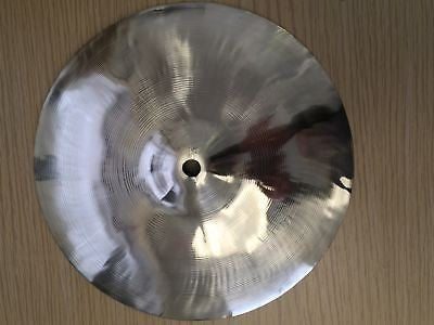"DRUM CYMBAL - 10"" RAW - SPLASH - ACCENT PERCUSSION NEW"