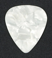 10pcs Acoustic Electric Guitar Picks White Tortoise Shell Celluloid Medium .71mm