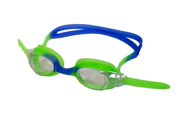 Young Adult Swimming Goggles Silicone  Pool Water Sports  w/Case & Earplugs