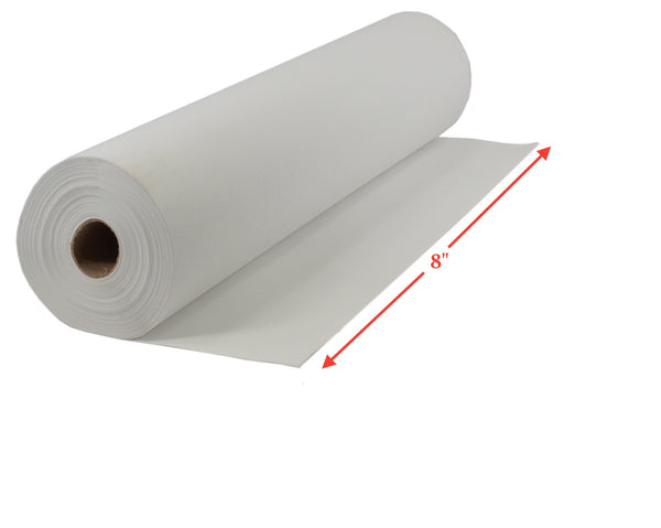 "60 Meter ROLL of BLANK ARTIST CANVAS 8"" Wide PRIMED COTTON PAINTING CLOTH"