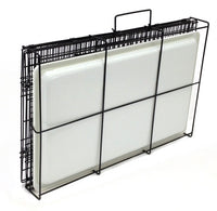 Dog Training Crate Kennel Cage -  Size Small 20in x 13in x 15in, Easy Portable