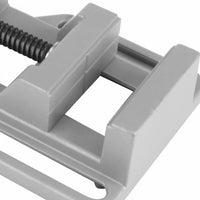 Quick Release Drill Press Vice - Tube and Rod Bench Clamp, Aprox 9in x 4.5in
