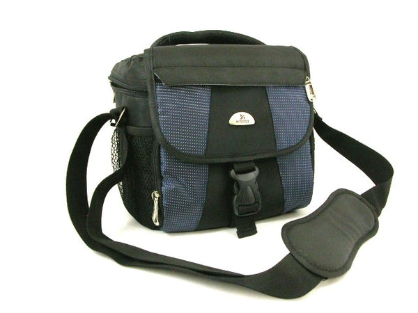 Universal CAMERA BAG DSLR Camcorder Lense Pockets Binoculars HEAVY DUTY Padded