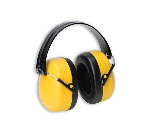 Sound Isolation Safety Earmuffs - 29 Decibel Reduction Rating