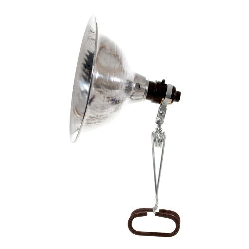 "Wholesale CLAMP LAMP UL 6FT W/ 8.5"" REFLECTOR #3431"