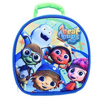 "Beat Bugs 9"" Lunch Bag with Hands Free Clip & Allergy Window"