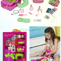 NEW! Our Generation Luggage and Travel Set for 18 Inch Dolls