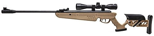 Swiss Arms TG-1 TAN Break Barrel Air Rifles 1400 Fps WITH 4X40 SCOPE (Refurbished - Like New Condition)