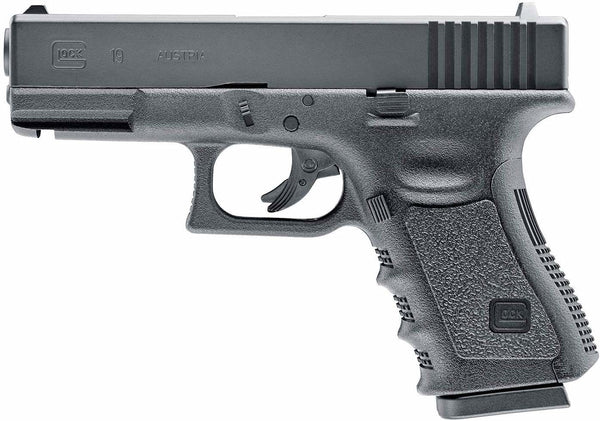 Umarex GLOCK G19 Gen 3 Full Size .177 Cal, CO2 Powered Airgun (Refurbished - Like New Condition)
