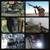 WUBEN H8 Flashlight 1800 Lumens CREE LED Rechargeable Waterproof