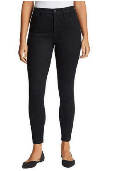 Sanctuary Denim Social Standard Ladies' Skinny Jean Black 8/29