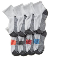 Hanes premium Boys Ankle Socks Size 3-9 Wicking & Ventilation 9-Pack
