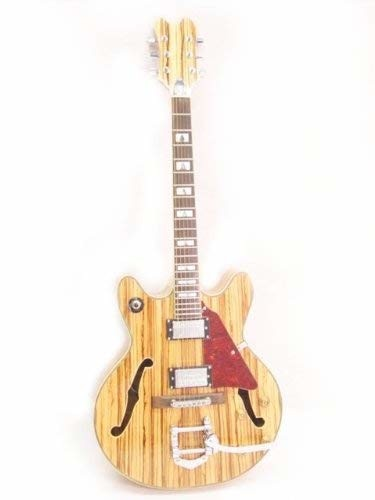 Hollowbody ELECTRIC GUITAR - Rockabilly Beauty ROCK NEW!