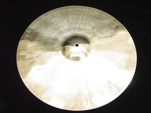 "DRUM CYMBAL - 20"" POLISHED - HEAVY RIDE - PERCUSSION"
