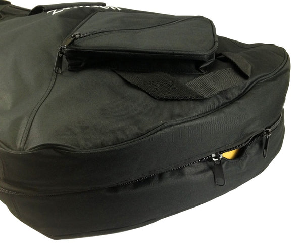 "Cello BAG 50"" Long - 1"" Thick Padded Heavy Duty Deluxe Travel Gig 2 Bow Covers"