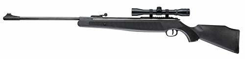 Umarex Ruger Air Magnum Break Barrel Pellet Gun Air Rifle with 4x32mm Scope (Refurbished - Like New Condition)