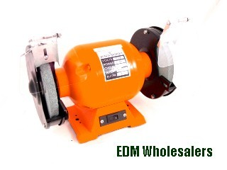 "NEW ELECTRIC BENCH GRINDER - 6"" inch - POWER TOOL HOT"