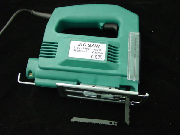 NEW ELECTRIC JIGSAW - POWER TOOL SET