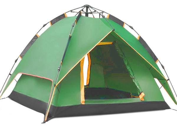 4 Person Instant and Automatic Pop Up Camping Tent