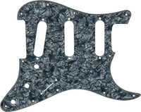 Guitar Pickguard - Black Pearloid