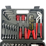 150 Piece TOOL KIT SET Hammer Wrenches Pliers Wire Strippers Sockets Drivers NEW