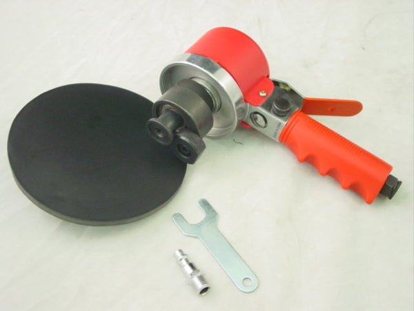 AIR SANDER - DA RED TYPE 9000 RPM Dual Action Tool NEW!
