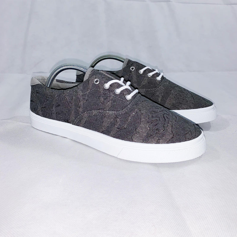 Fluid Mens Injected Camo Trainers (Only UK11 Left)
