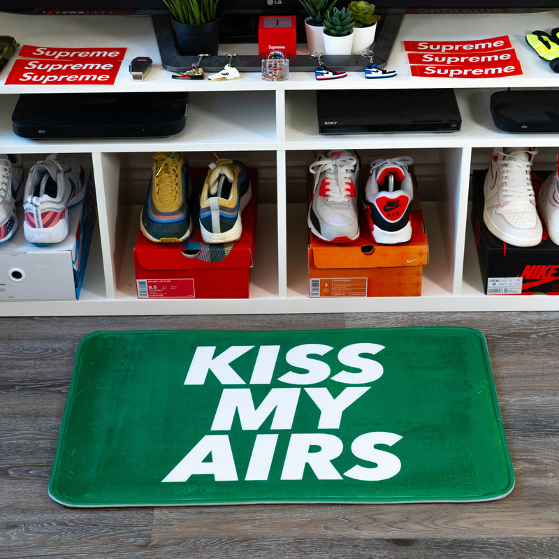 KISS MY AIRS PINE GREEN