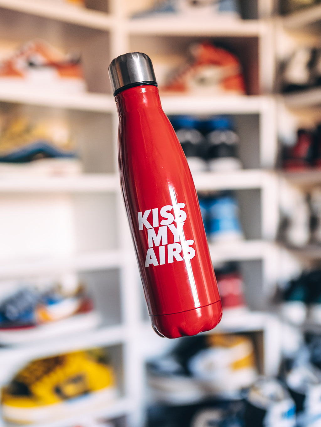 KISS MY AIRS SUSTAINABLE INSULATED BOTTLE