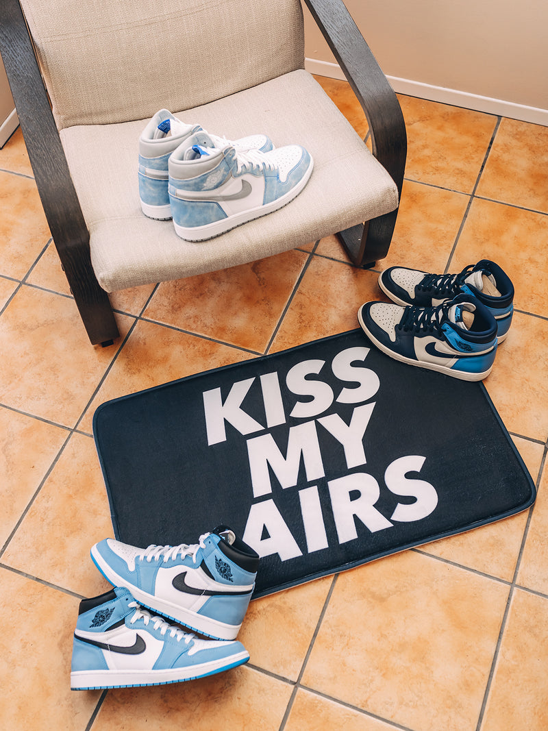 KISS MY AIRS BLACK
