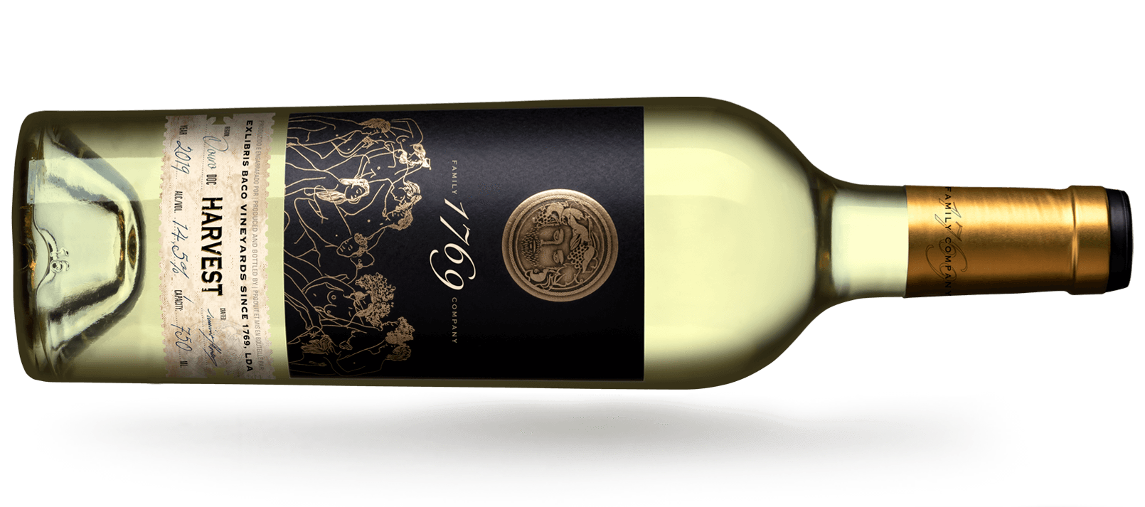 HARVEST WHITE 2019 | 750 ML