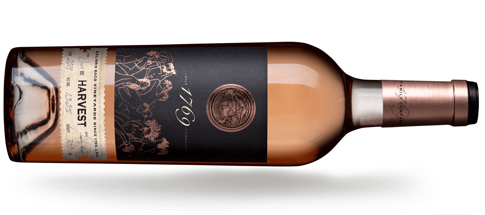 HARVEST ROSE 2019 | 750 ML