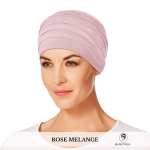Christine Headwear Yoga Turban 320-Rose Melange