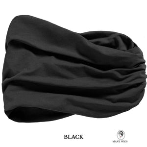 Christine Headwear Chitta Headband 211-Black